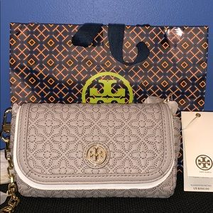Tory Burch Quilted Small Cross-Body